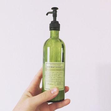 Photo of Bath & Body Works Aromatherapy Stress Relief Eucalyptus Spearmint Body Wash & Foam Bath uploaded by Monica G.