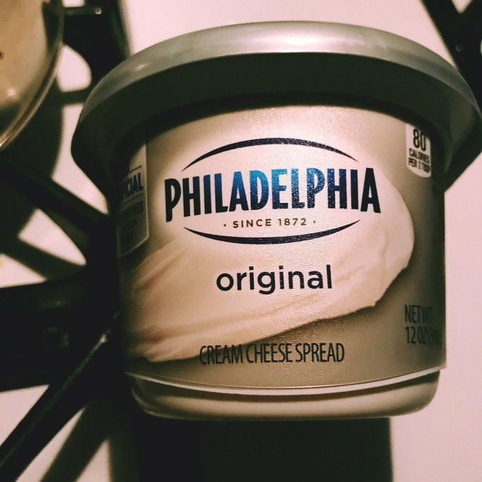 Philadelphia Cream Cheese uploaded by Mallory C.