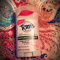 Tom's of Maine Women's Natural Powder Antiperspirant Stick Deodorant uploaded by Hannah H.