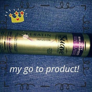 Suave Professionals® Keratin Infusion Dry Shampoo uploaded by Alysha L.