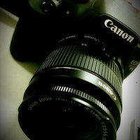 Canon - Eos Rebel T5 Dslr Camera With 18-55mm And 75-300mm Lenses - Black uploaded by Karen S.
