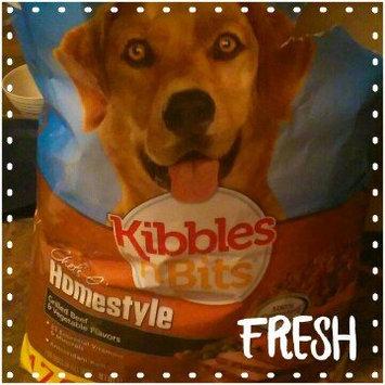 Kibbles 'n Bits Homestyle Roasted Chicken & Vegetable Flavor Dry Dog Food, 31-Pound uploaded by Karen M.