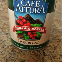 Cafe Altura Coffee Regular Roast Organic uploaded by Dana H.