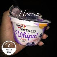 Yoplait® Greek 100 Whips!® Blueberry Yogurt uploaded by Erilize G.