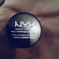 NYX Cosmetics Concealer Jar uploaded by Marva G.