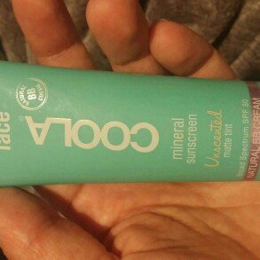 Photo of COOLA Mineral Face SPF 30 Unscented Matte Tint Moisturizer uploaded by Kimberly B.