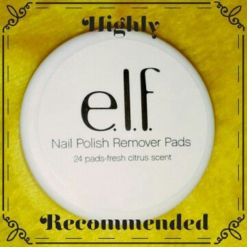 Photo of e.l.f Nail Polish Remover Pads uploaded by Kayla R.