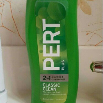 Pert Plus Classic Clean 2 in 1 Shampoo and Conditioner uploaded by Stacey L.