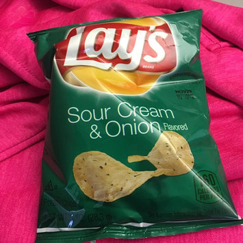 Lay's Kosher Salted Potato Chips uploaded by Jesika M.