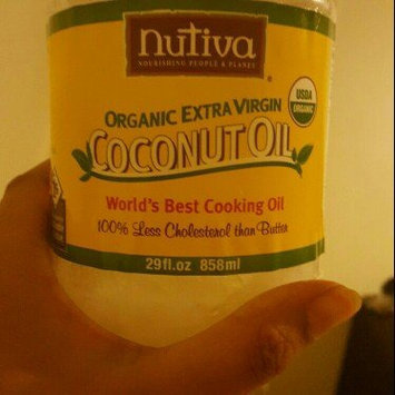 Nutiva Coconut Oil uploaded by Cassandra D.