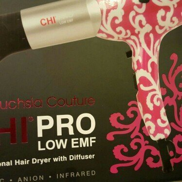 CHI Pro Low EMF Professional Hair Dryer with Diffuser uploaded by Krista S.