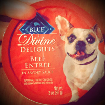 Photo of THE BLUE BUFFALO CO. BLUE™ Divine Delights® Lamb Entrée in Sauce Wet Dog Food uploaded by Marie!!!