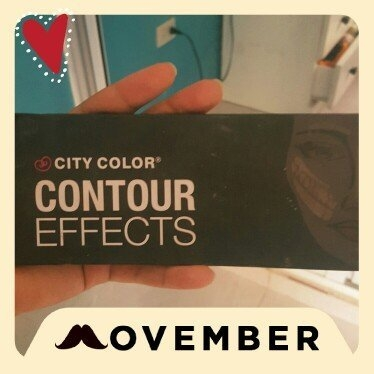 City Color Cosmetics Contour Effects Palette uploaded by Karina D.