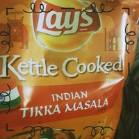 LAY'S® Kettle Cooked Indian Tikka Masala Flavored Potato Chips uploaded by Faith M.