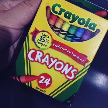 Crayola 24ct Crayons uploaded by Karen C.