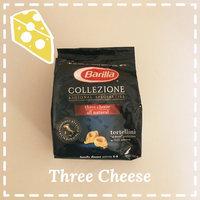 Barilla Pasta Three Cheese Tortellini uploaded by Maura G.