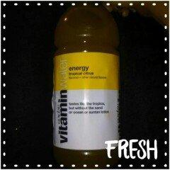 vitaminwater Energy Tropical Citrus uploaded by Liz E.