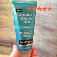 Neutrogena Hydrating Eye Makeup Remover Lotion uploaded by Kelly W.