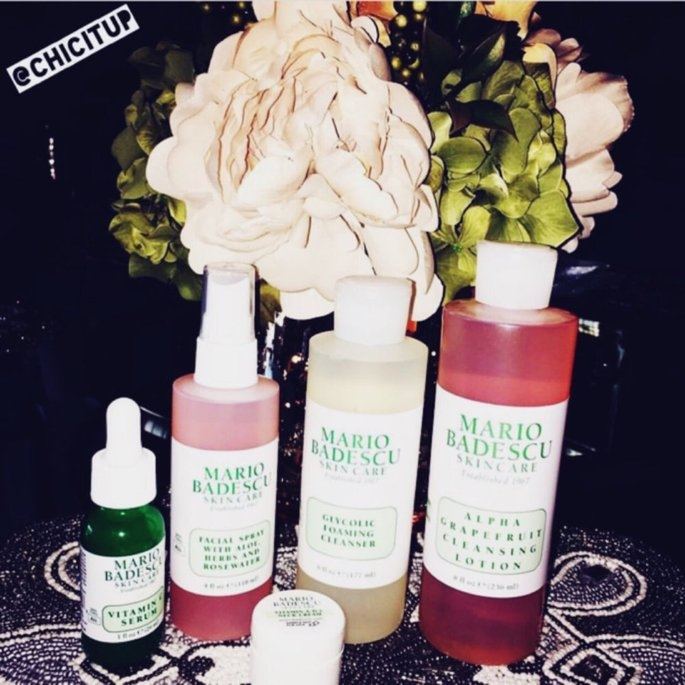 Mario Badescu Alpha Grapefruit Cleansing Lotion uploaded by Jenny L.