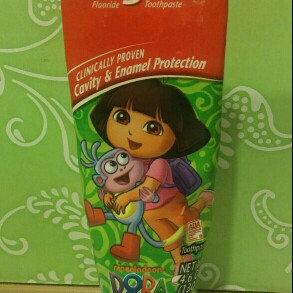 Photo of Colgate® DORA the EXPLORER™ Cavity Protection Toothpaste Mild Bubble Fruit® uploaded by yeraldy s.