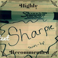 Sharpie Twin Tip Permanent Marker Fine Ultra 4 Pack Black uploaded by Lauriee B.