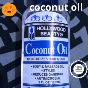 Photo of Hollywood Beauty Coconut Oil uploaded by Eduardo R.