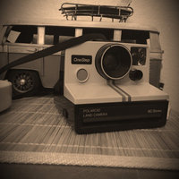 Impossible Instant Colour Film for Polaroid 600-Type Cameras uploaded by Hannah P.