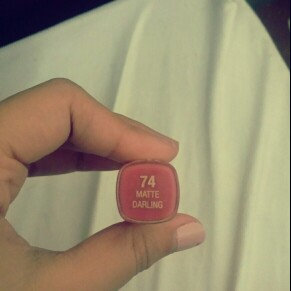 Photo of Milani Matte Color Statement Lipstick uploaded by Solis C.