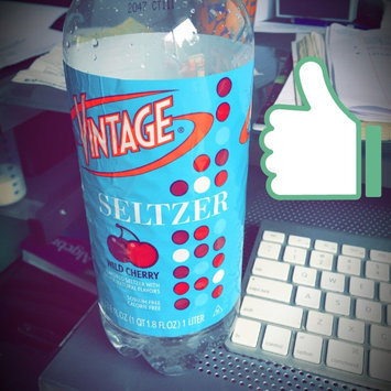 Vintage Seltzer Wild Cherry uploaded by Joelle M.