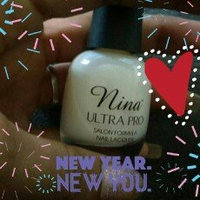 Nina Ultra Pro Ultra Pro Nail Enamel French Ivory uploaded by carla C.
