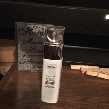 L'Oréal Paris Revitalift Bright Reveal SPF 30 Moisturizer uploaded by Courtney H.