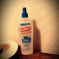 Cutter Skinsations Insect Repellant Spray, 7.5 fl oz uploaded by Rosa Y.