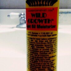 Photo of Wild Growth Light Oil Moisturizer uploaded by Tomaira F.