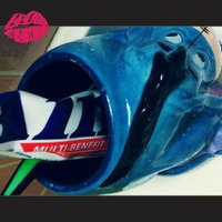 Aim Ultra Mint Gel Anticavity Fluoride Gel Toothpaste uploaded by Samantha  F.