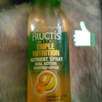 Photo of Garnier Fructis Triple Nutrition Nutrient Spray uploaded by Jennifer W.