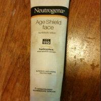Neutrogena Age Shield Sunblock with Helioplex SPF#45 4 oz. uploaded by Tracey L.