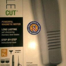 Conair Hc90GB 10 Piece Basic Haircut Kit uploaded by Denisha H.