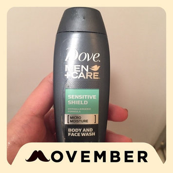 Photo of Dove Men+Care Clean Comfort Body And Face Wash uploaded by Hadley L.