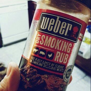 Weber Dry Smoking Rub, 15.25 oz uploaded by Teresa M.