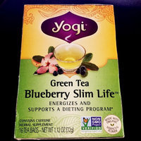 Yogi Tea Green Tea Blueberry Slim Life uploaded by Alyssa G.