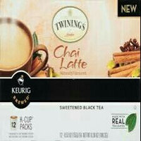 TWININGS® OF London Chai Latte Black Tea K-Cup® Pods uploaded by Cortney B.
