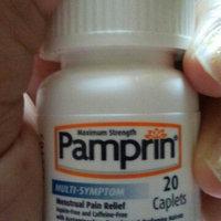 Pamprin Maximum Strength Multi-Symptom Menstrual Pain Relief Caplets uploaded by Ursula B.