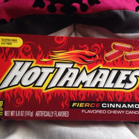 Hot Tamales Chewy Cinnamon Flavored Candies uploaded by Amiah M.