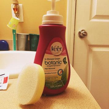 Photo of Veet® Botanic Inspirations® In Shower Hair Removal Cream (Sensitive Formula) uploaded by Gianna T.