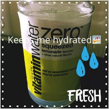 Photo of vitaminwater Zero Squeezed Lemonade uploaded by Abigail S.
