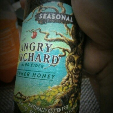 Angry Orchard Cider  uploaded by Lidia Z.
