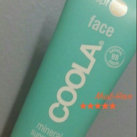 COOLA Face SPF 30 Mineral Sunscreen Unscented Matte Tinted Natural BB Cream uploaded by Michelle M.