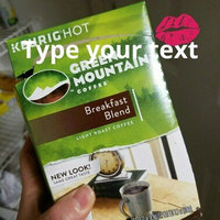 Green Mountain Coffee Breakfast Blend Coffee K-Cup uploaded by Ashley R.