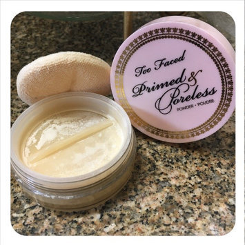 Photo of Too Faced Primed & Poreless Powder uploaded by Wendie W.