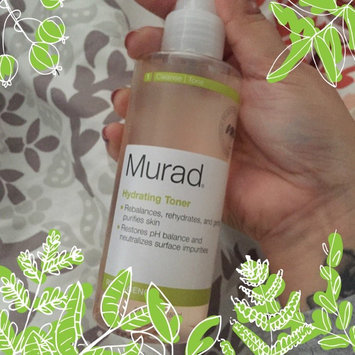 Photo of Murad Hydrating Toner uploaded by Emerald G.